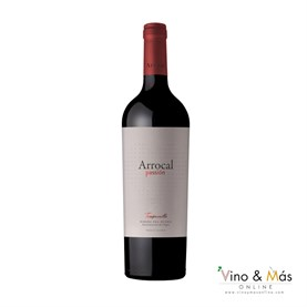 Arrocal Passión Crianza 2018 75 cl