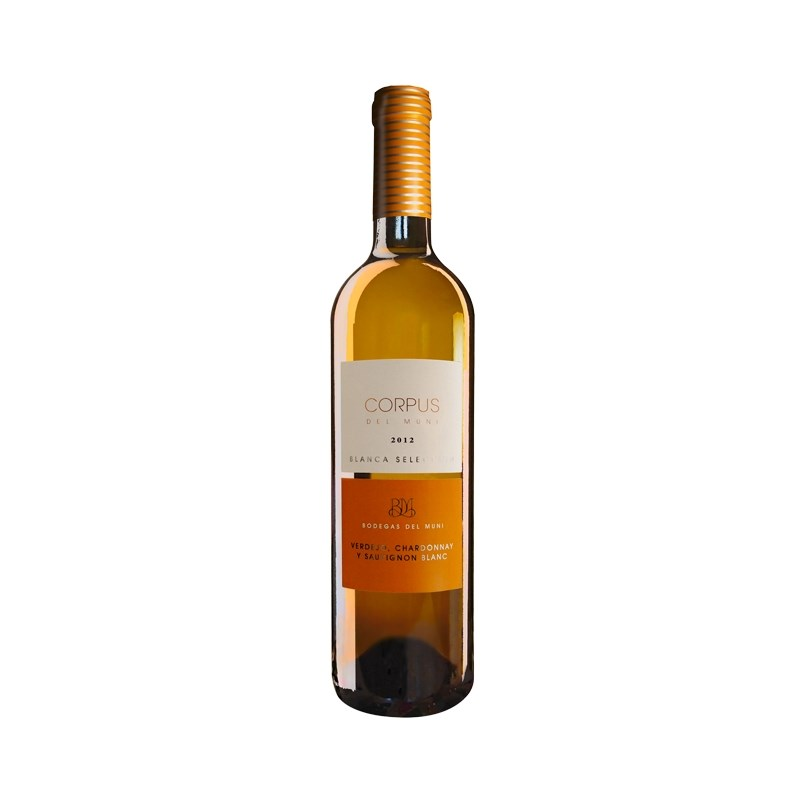5 95 Comprar Vino Corpus Del Muni Blanca S 2018